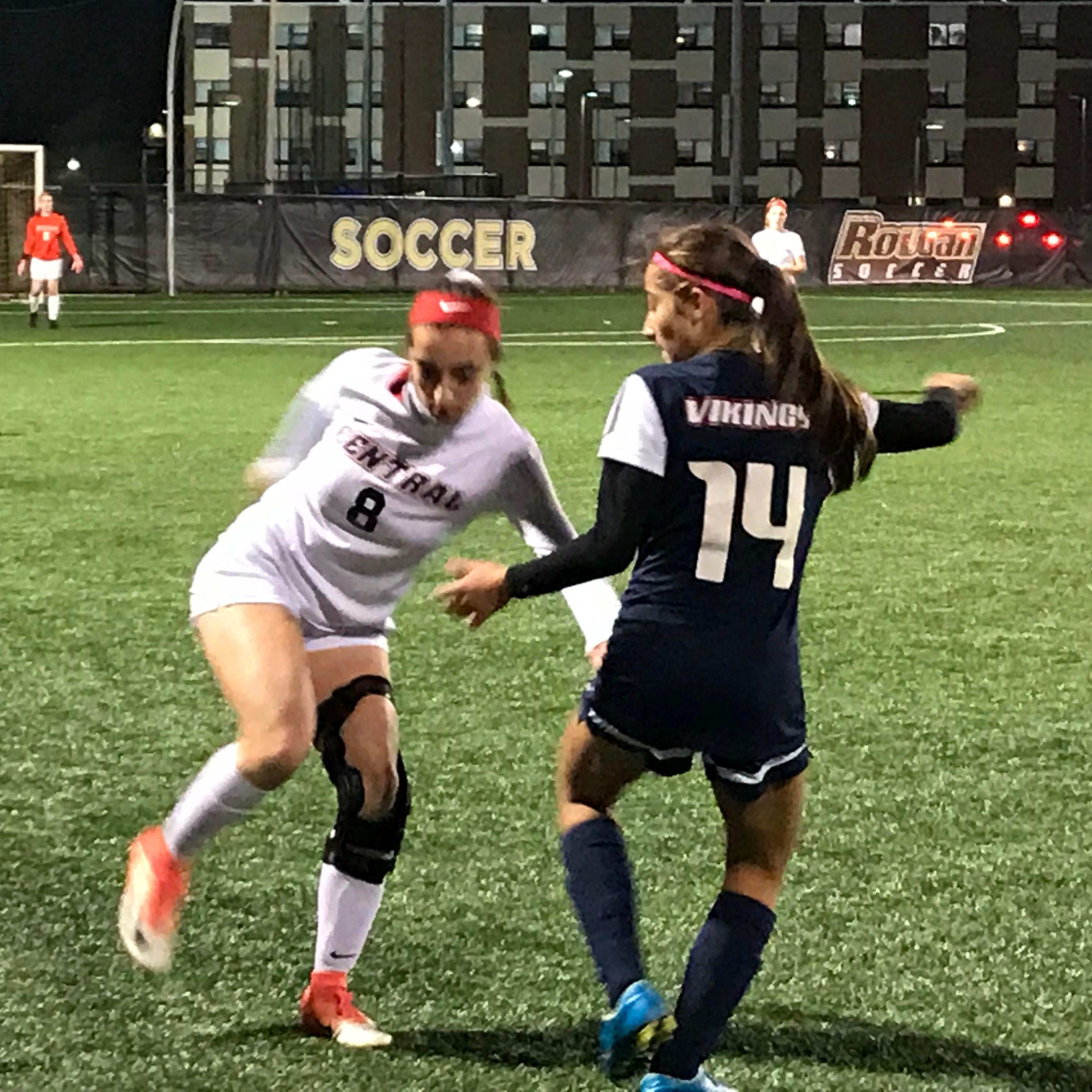 Girls Soccer: Eastern tops Hunterdon Central in Group IV semifinal