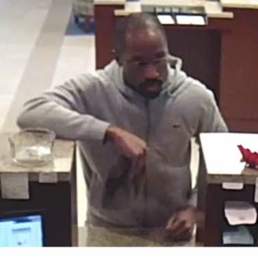 Bridgewater bank robbery suspect sought by police