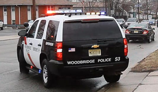 Woodbridge Police Car