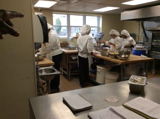Promise Culinary School