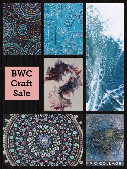 BWC Craft Sale and Raffle on Nov. 17 PHOTO CAPTION