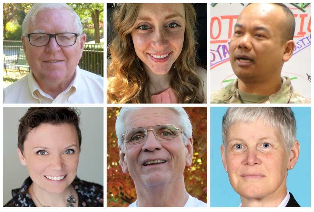 Meet the military members, veteran who'll share 'War Stories' Dec  6