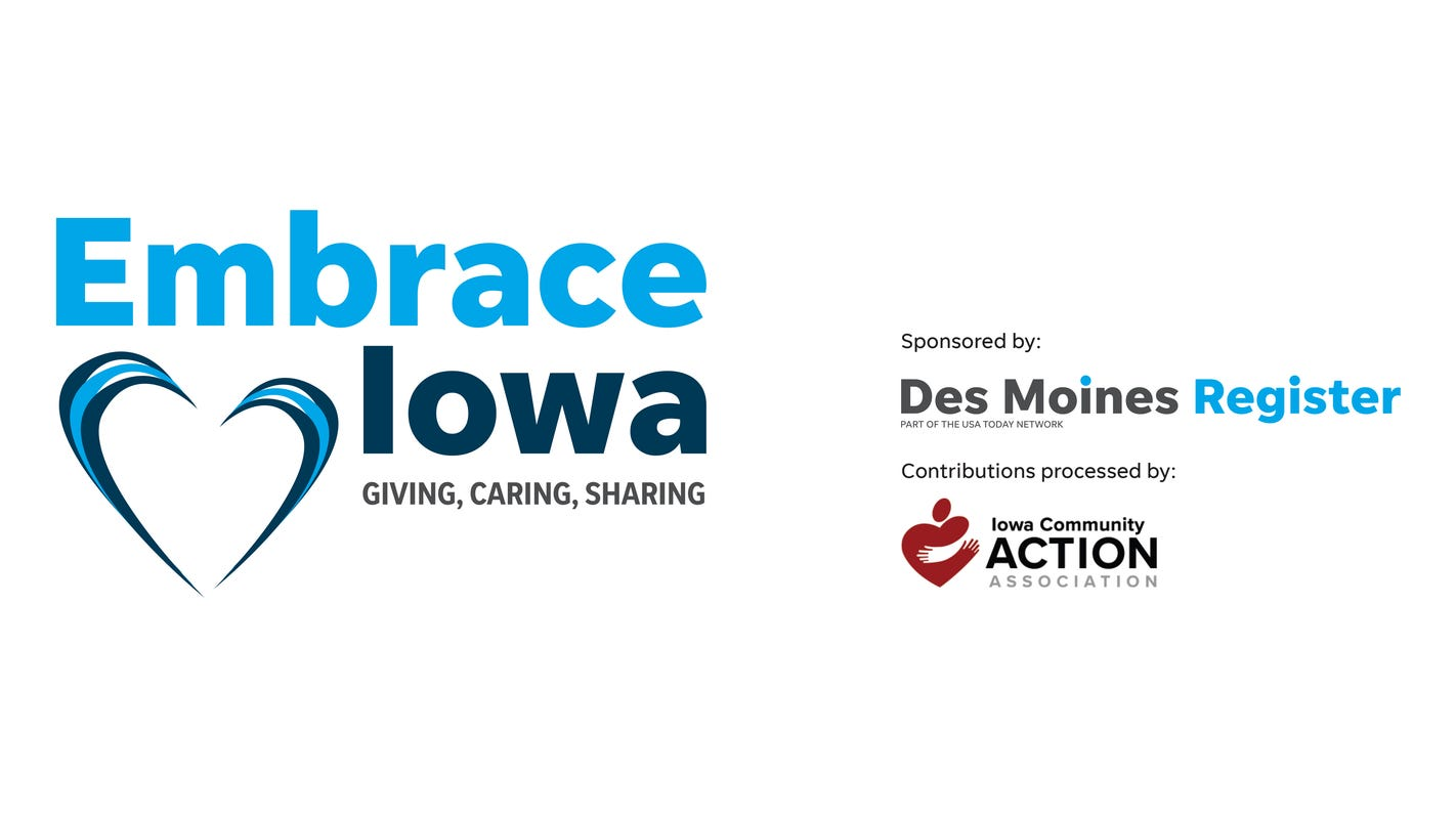 Embrace Iowa helps Norwalk single dad buy new glasses