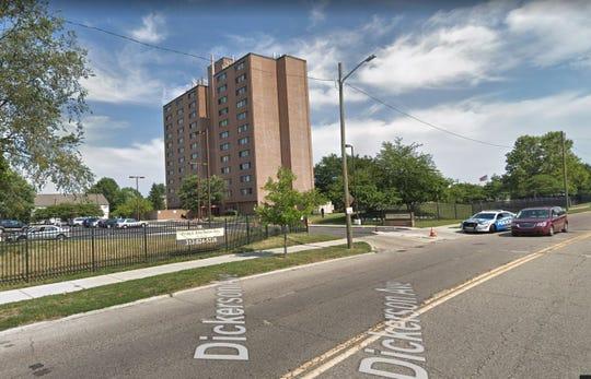Phillip Sims Senior Housing in Detroit.