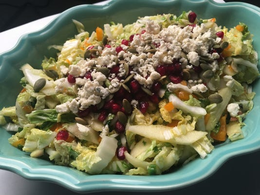 Thanksgiving Slaw 1