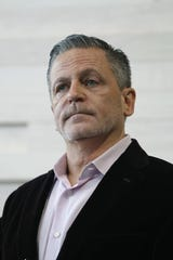 Dan Gilbert on Friday, Oct. 20, 2017, in East Lansing.