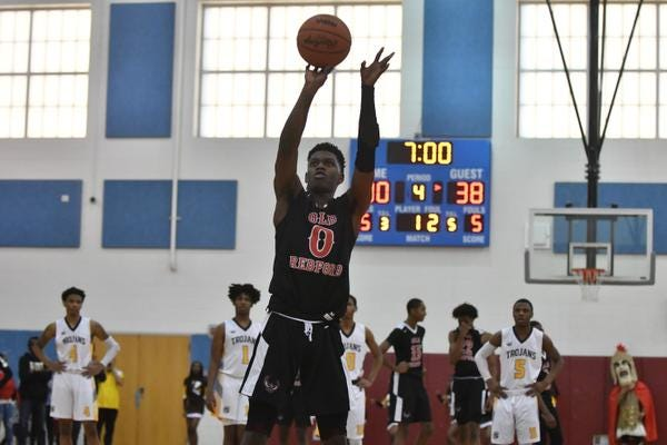 Rocket Watts is a four-star combo guard who is ranked the No. 32 player in the nation, according to 247sports.