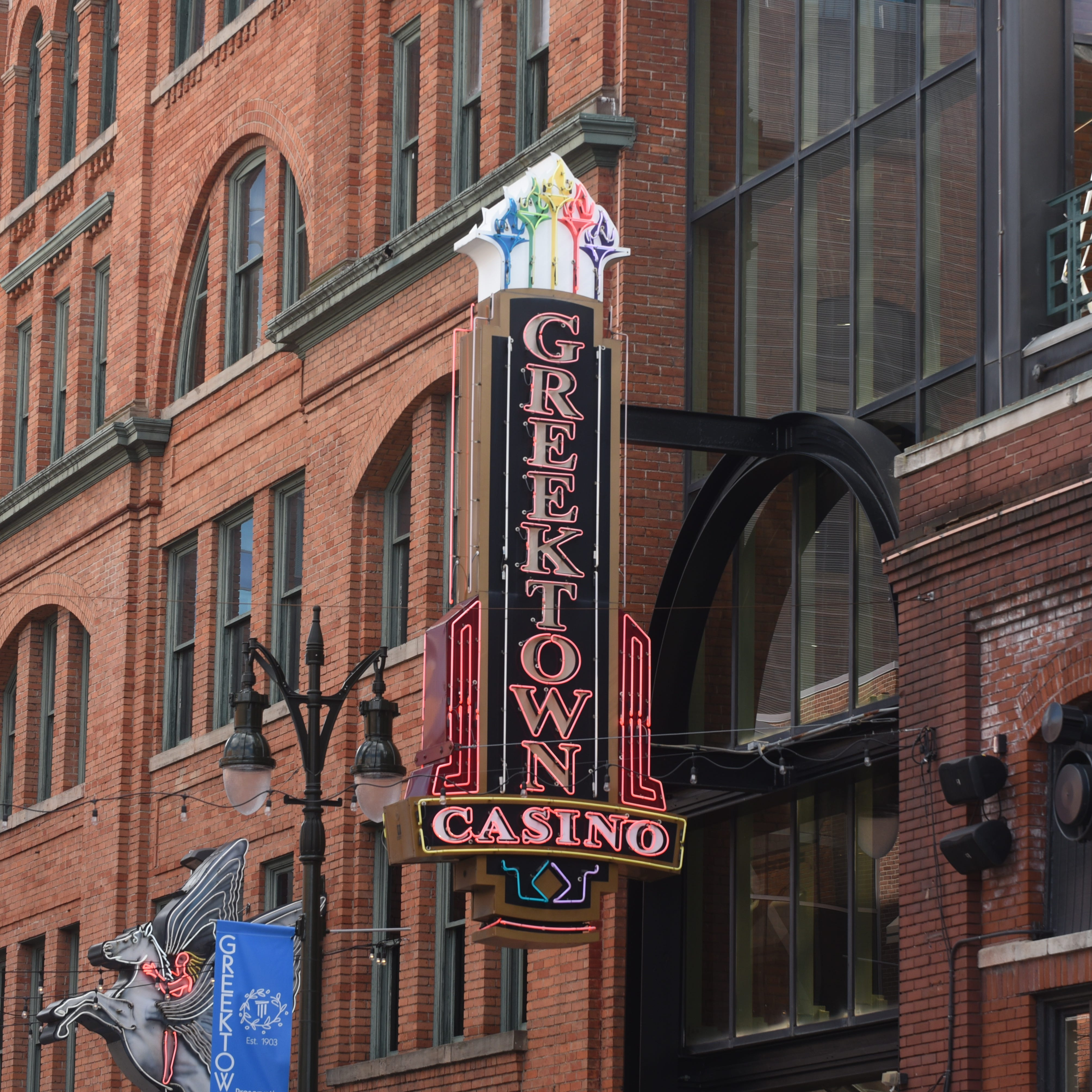 Gilbert selling Greektown casino for $1 billion