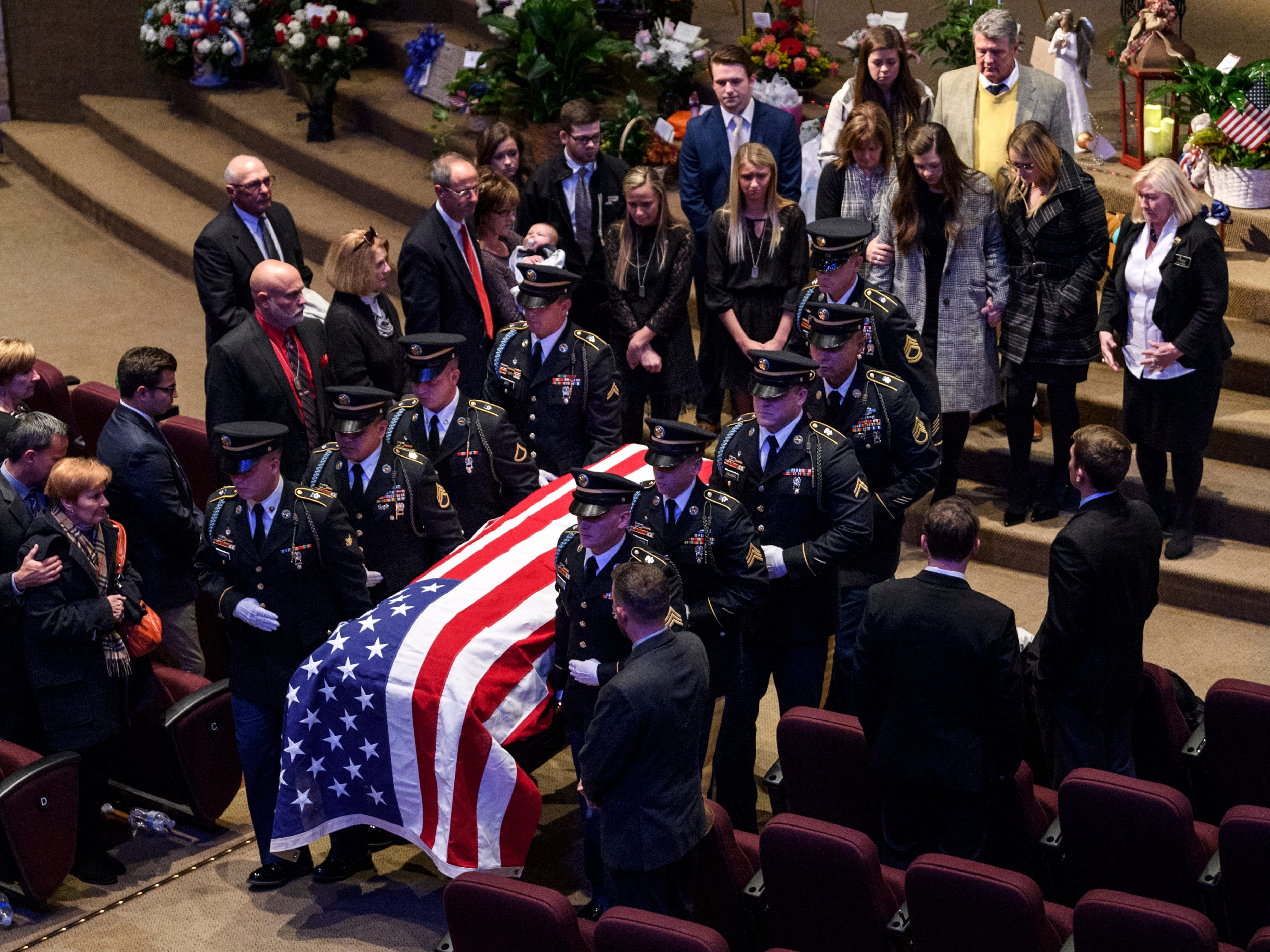 Evansville native Sgt. Drew Watters remembered as 'an incredible guy'