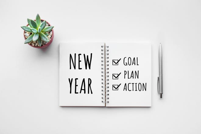 Having a goal and a plan can help you to be more motivated and focused in your work and your life this year.