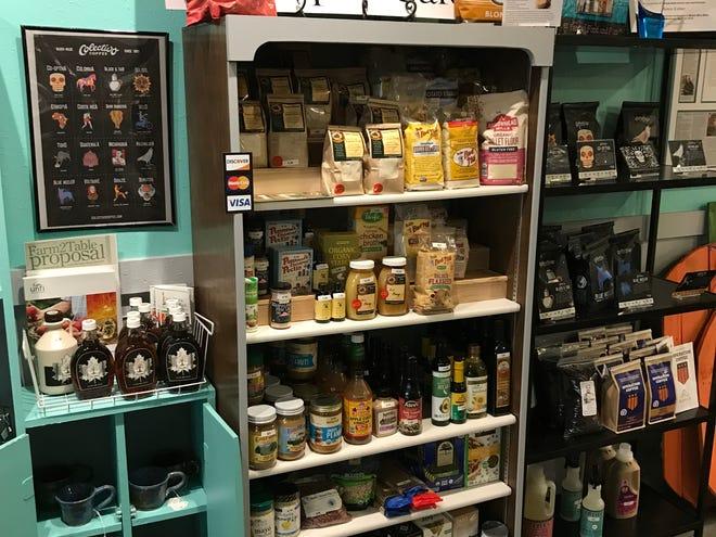 Farm2Table Co-op & Cafe has a kiosk within Annie's Fountain City Cafe, 72 S. Main St., Fond du Lac.