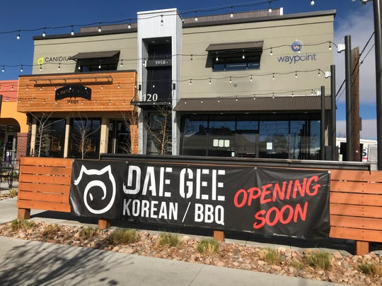 Denver-based Dae Gee plans to open a Korean barbecue restaurant in Fort Collins in early 2019.