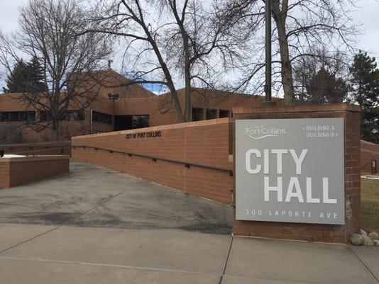 Fort Collins City Hall
