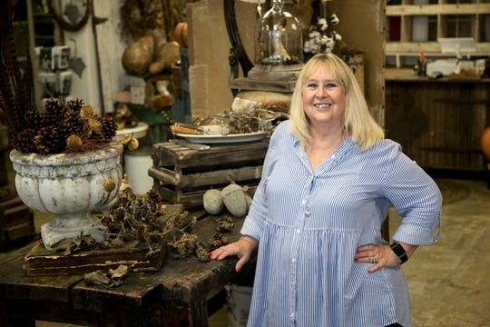 Donna Freeman is the owner of Farmhouse 44 in south Fort Myers.