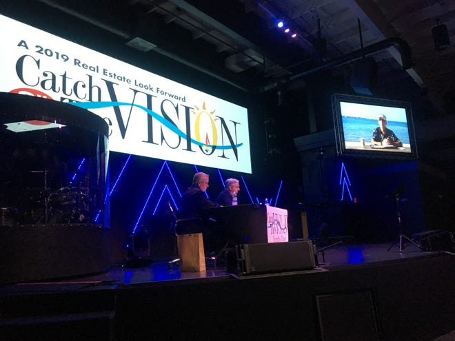 Cape Coral's Catch the Vision gave real estate agents and residents a preview of things on the way for 2019.