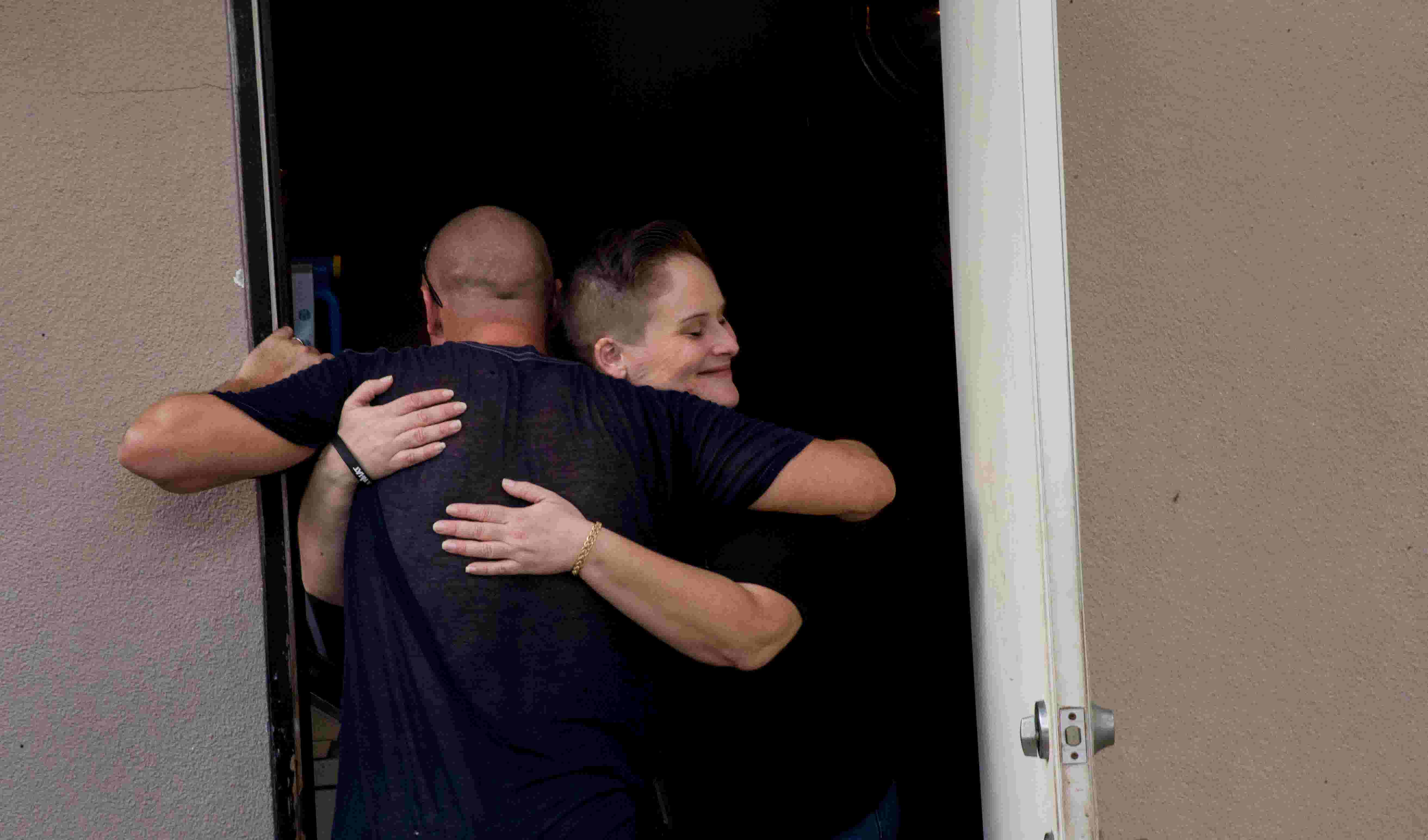 From opioid addiction to sobriety and a sober home
