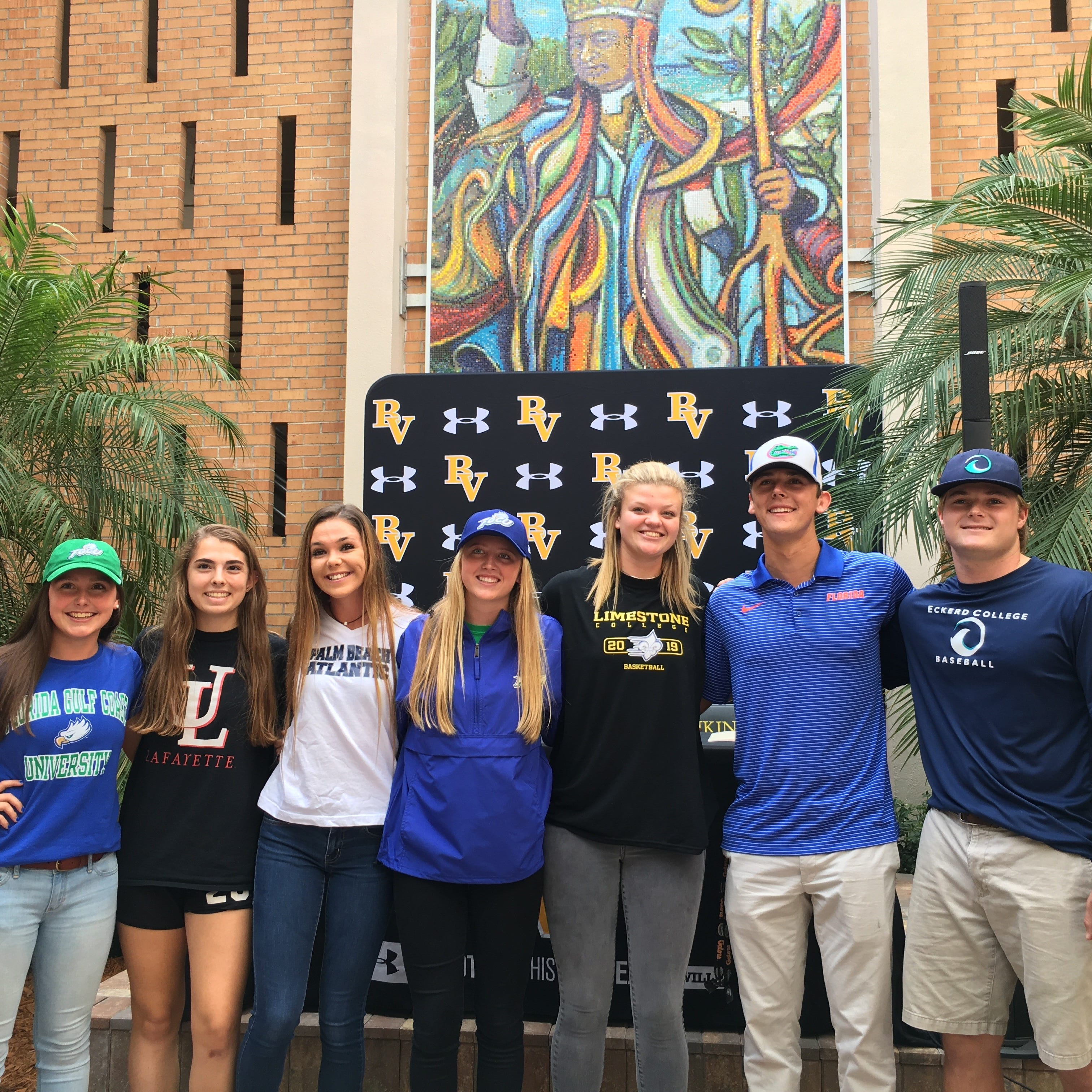 Signing Day: The area high school athletes who signed with colleges on Nov. 14-15