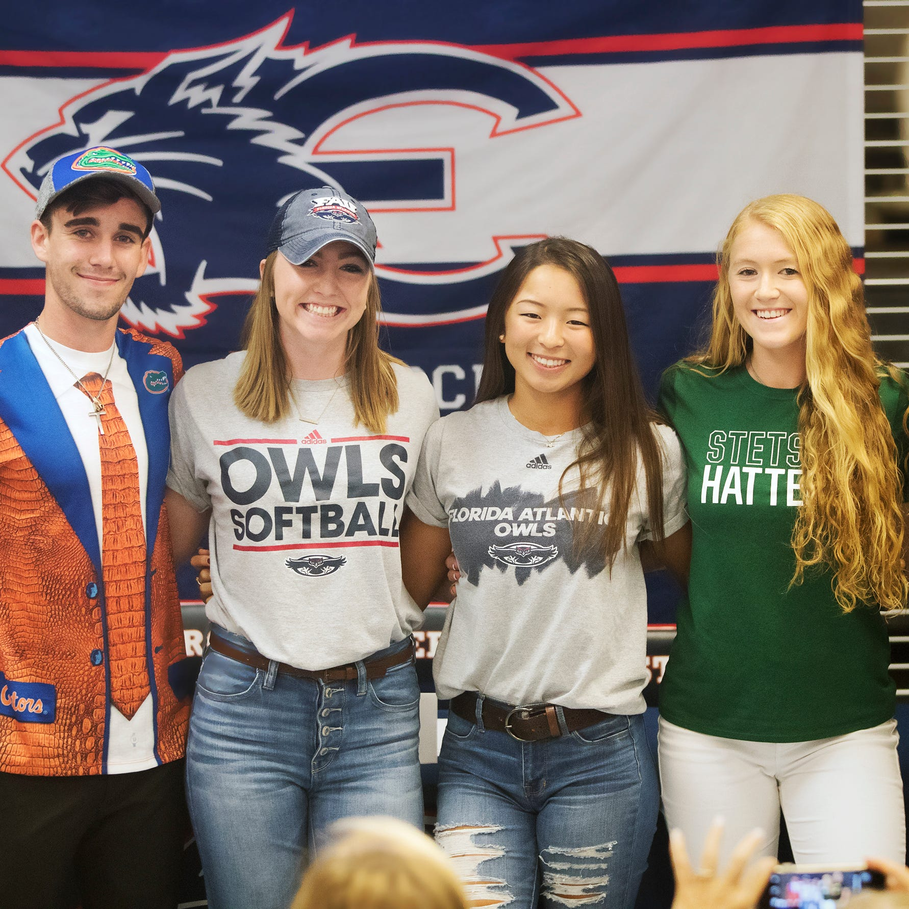 Signing day: Five Estero standouts sign letters of intent