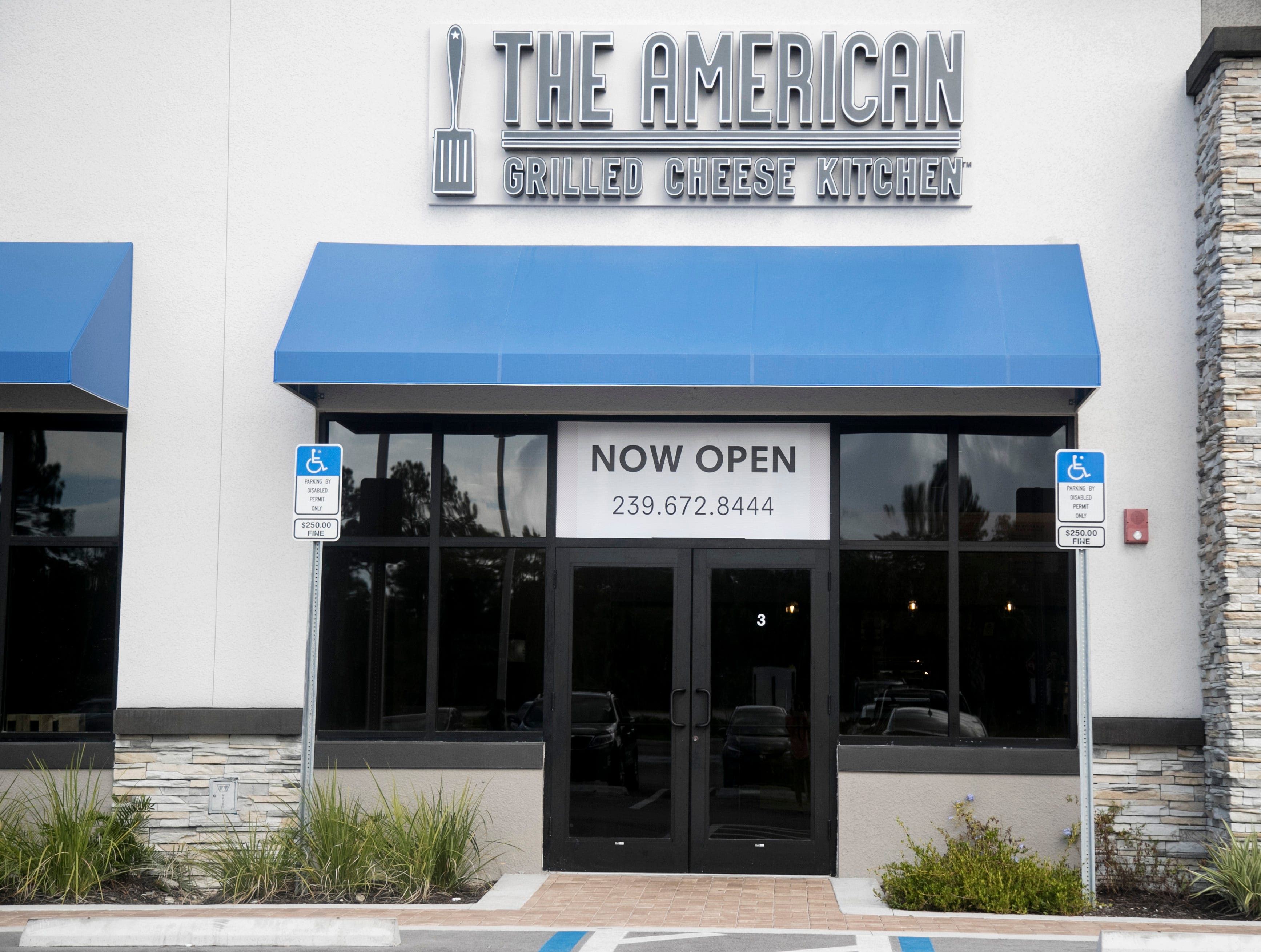 The American Grilled Cheese Kitchen on Six Mile Cypress Parkway in South Fort Myers recently opened.They have a variety of different grilled cheese sandwiches as well as salads, soups and sides. They also serve breakfast.
