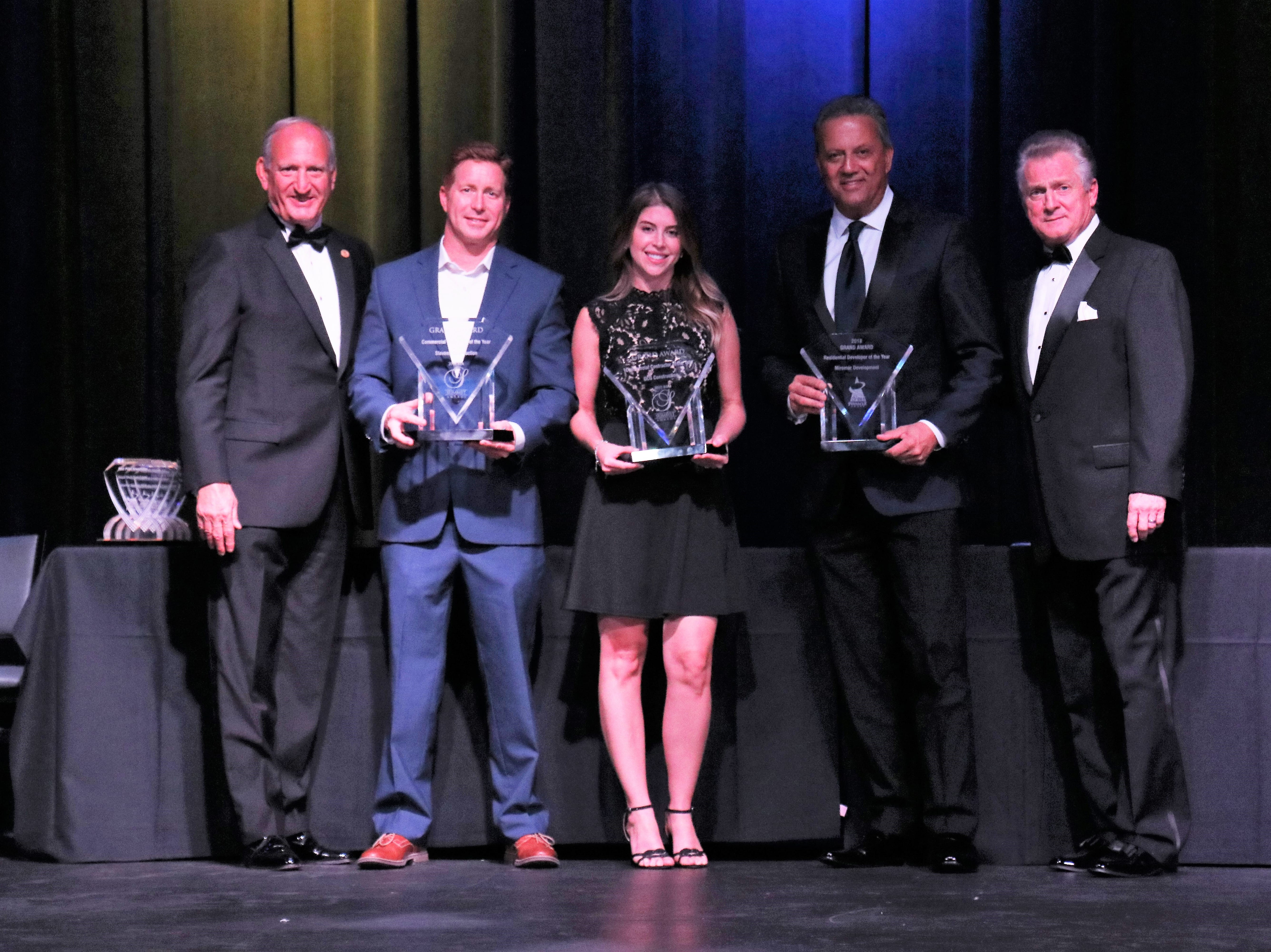 Lee BIA recognizes industry excellence with Pinnacle and Summit Awards