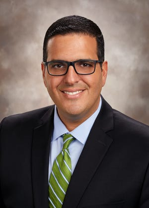 Armando Llechu is chief administrative officer for Golisano Children's Hospital of Southwest Florida.