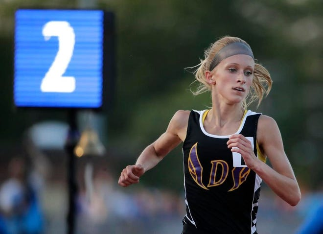 Denmark's Leah Kralovetz will compete at the University of Iowa next year.