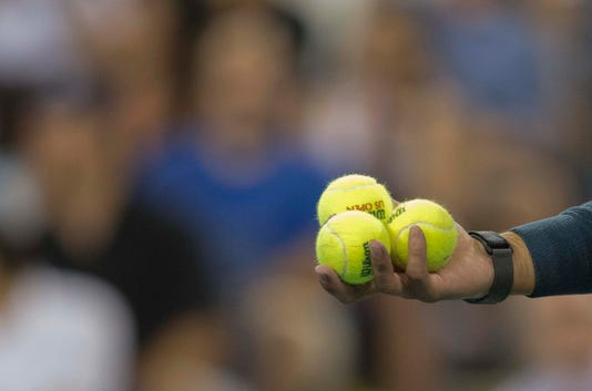 Tennis U S Open Nadal Vs Kohlschreiber