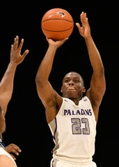 Jordan Lyons scored 17 points as Furman defeated Samford 90-81 on Thursday night.