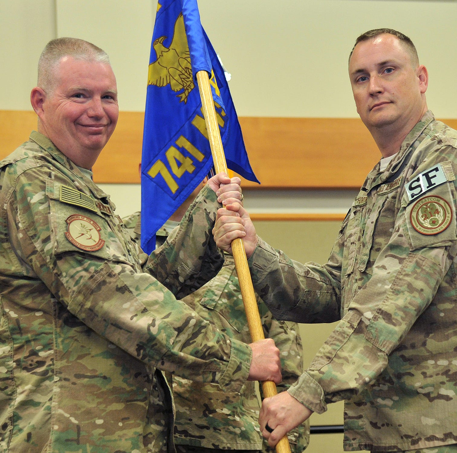 Commander of 741st Missile Security Forces Group at Malmstrom 'relieved of duty'