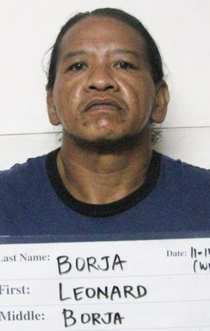 Leonard Borja Borja