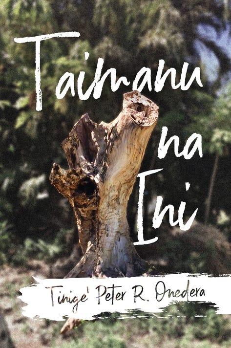 2018 Taimanu Book Cover