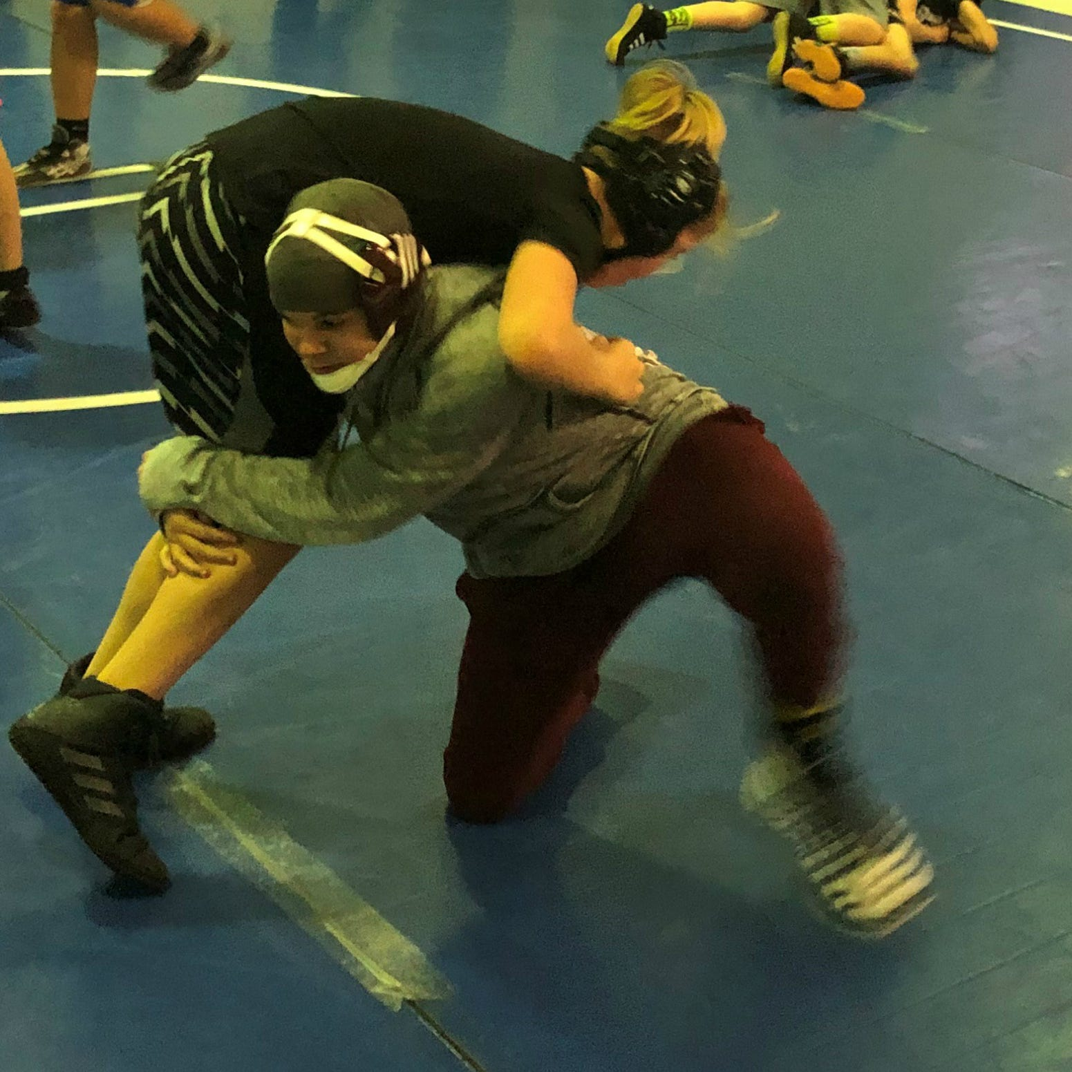 Wrestling makes its return as a sanctioned sport at Henderson County High School