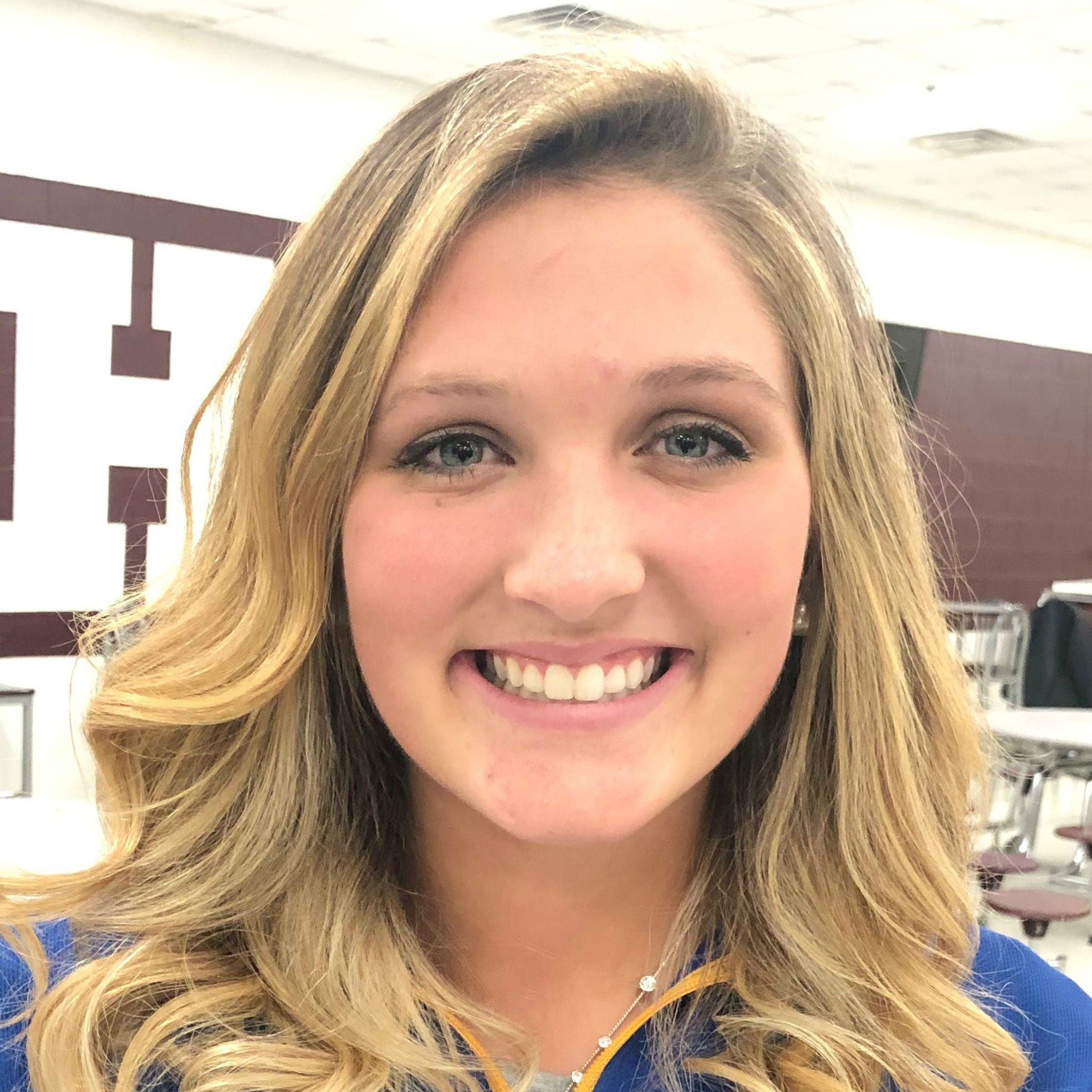 Hattie Hartman back where she started before continuing softball career at Morehead State