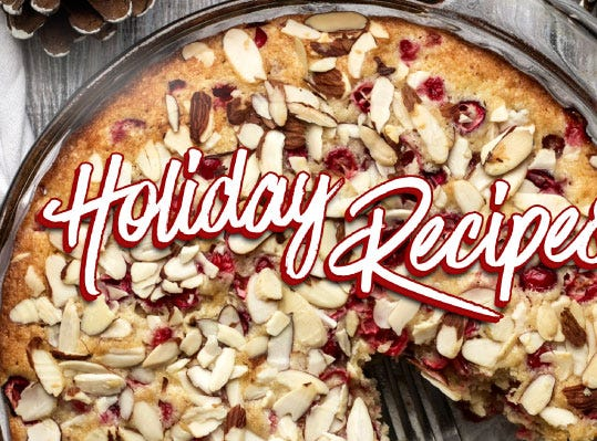 THIS MONTH: Holiday Recipes and Homemade Gift Ideas