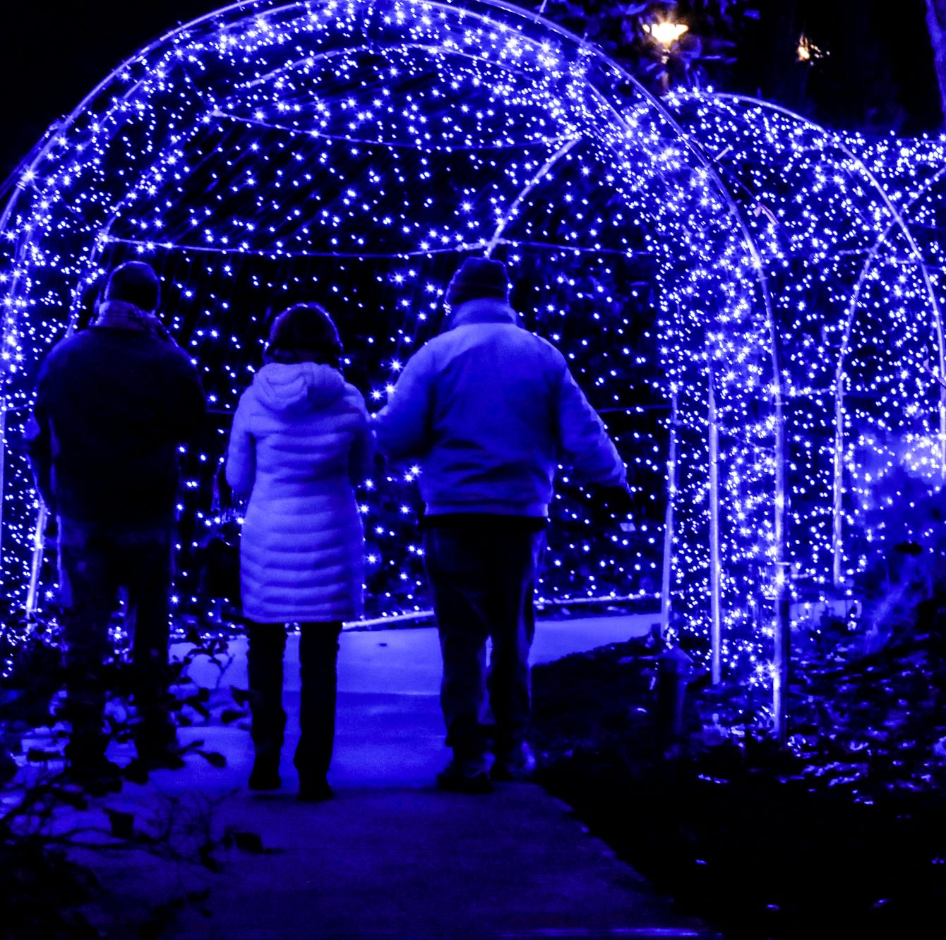 Here are 5 new things you have to see at the 2018 Winterlights at Newfields