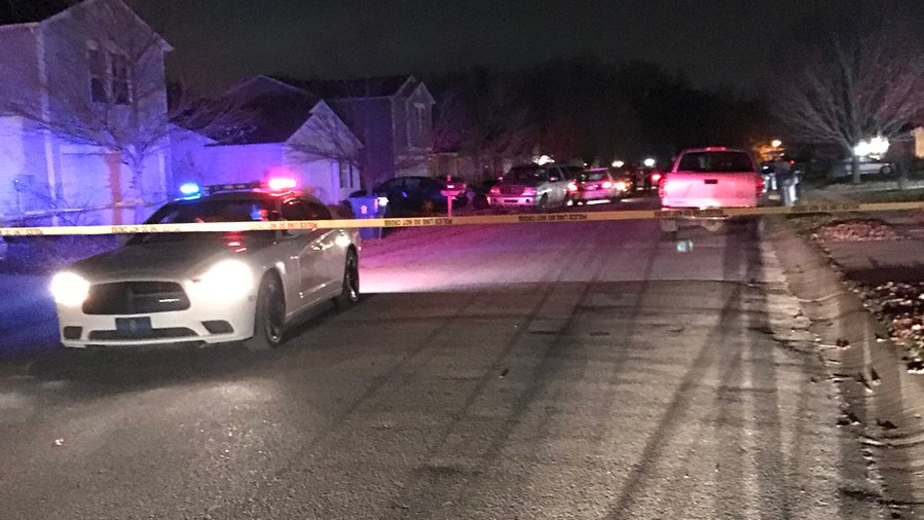 Suspect killed in shooting on Indianapolis' west side
