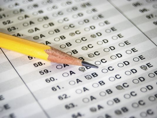Some students in Martin County were unable to take the SAT test Saturday because of coronavirus concerns.
