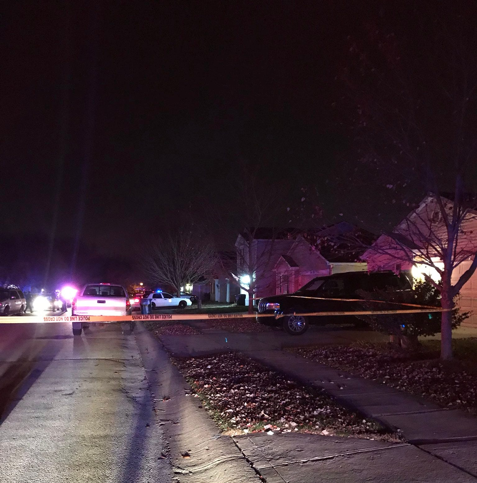 1 dead, 4 injured, 1 in custody in west-side Indianapolis shooting