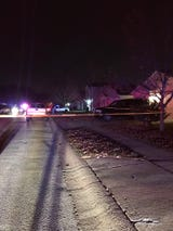 IMPD Capt. Harold Turner gives an update on Tuesday night's west-side shooting that left one person dead and four others injured, with two in critical condition.