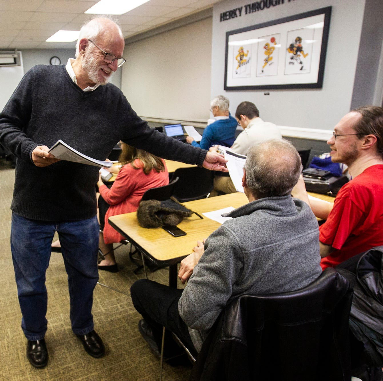 University of Iowa faculty have less and less say in decisions, says professor association