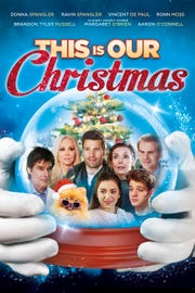 'This is Our Christmas' was released on DVD Nov. 6. Image provided by producer.