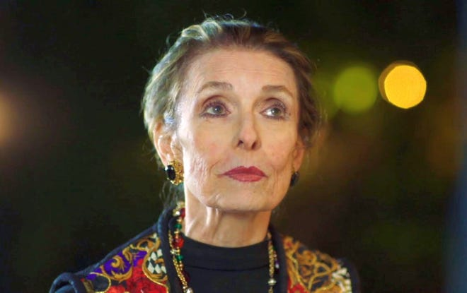 Margaret O'Brien in a still from 'This is Our Christmas' - Five Arts Films, provided by producer
