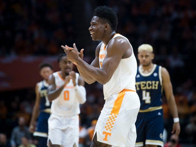 Cowgill 6 Uk Basketball Visits Vanderbilt Tuesday: UT Vols Basketball: Admiral Schofield