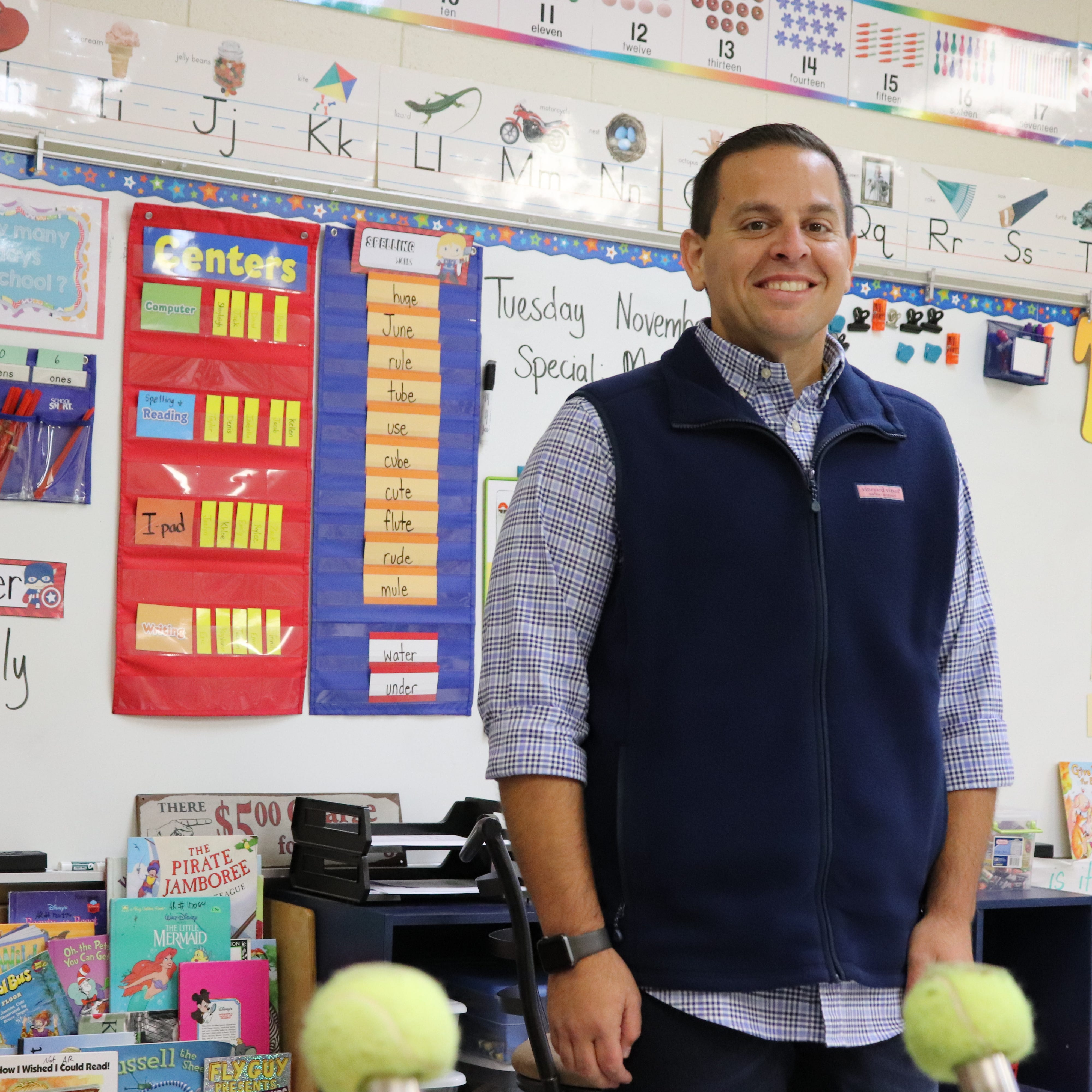 Want to drop 180 pounds in a year? Here's how an East Tennessee school teacher did it.