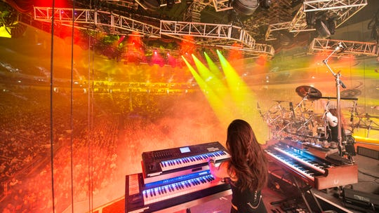 The Trans-Siberian Orchestra will perform in Knoxville on Dec. 7 at Thompson-Boling Arena.