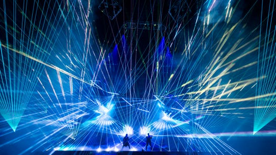 The Trans-Siberian Orchestra will perform Dec. 7 at Thompson-Boling Arena.
