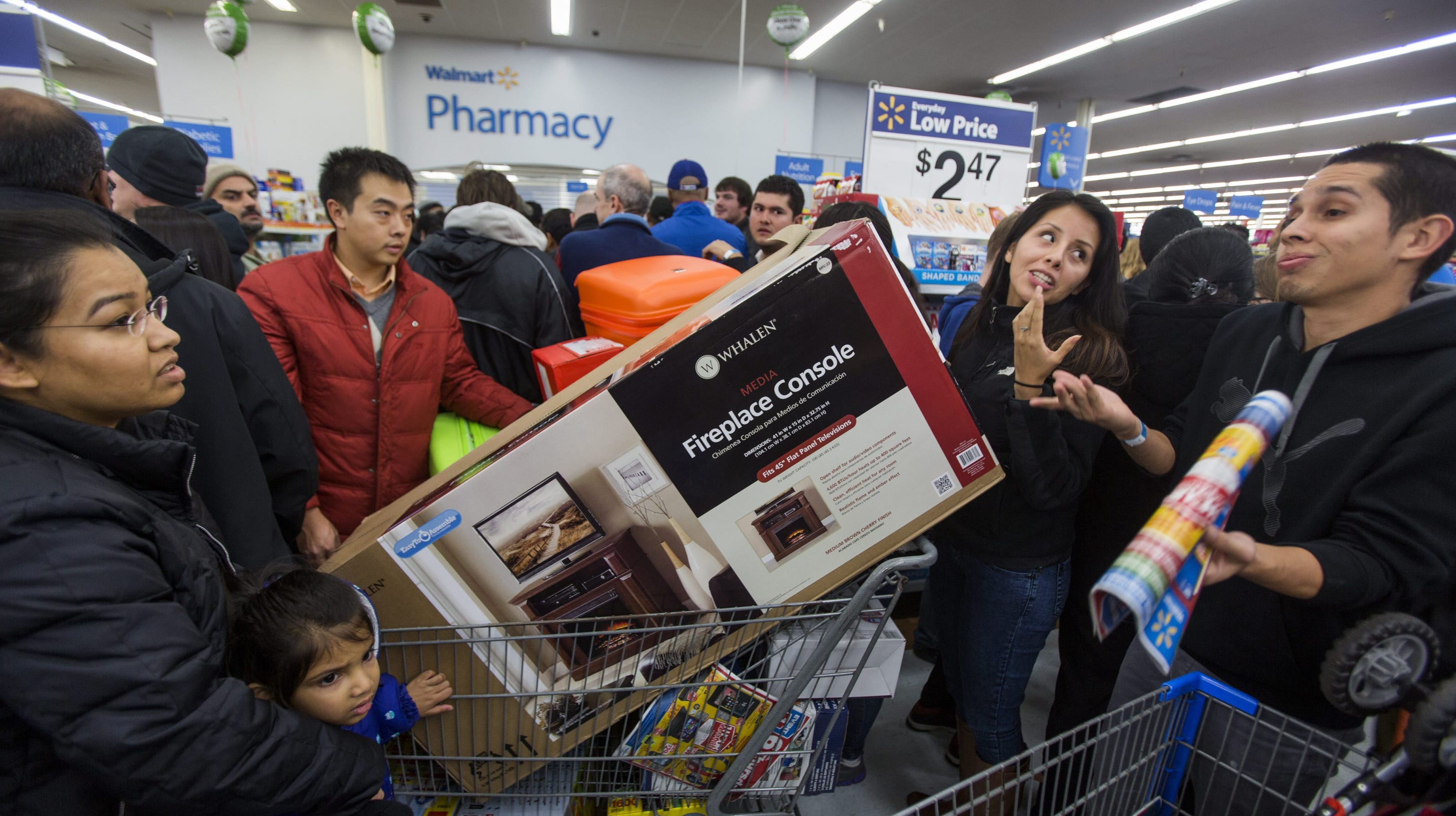 What If You Miss The Black Friday Doorbusters At Best Buy Kohls And Walmart