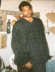 Jerry Shephard, seen in this photo that is more than 18 years old, hasn't called his mother since he left for California in 2000. She filed a missing person's report on Tuesday.