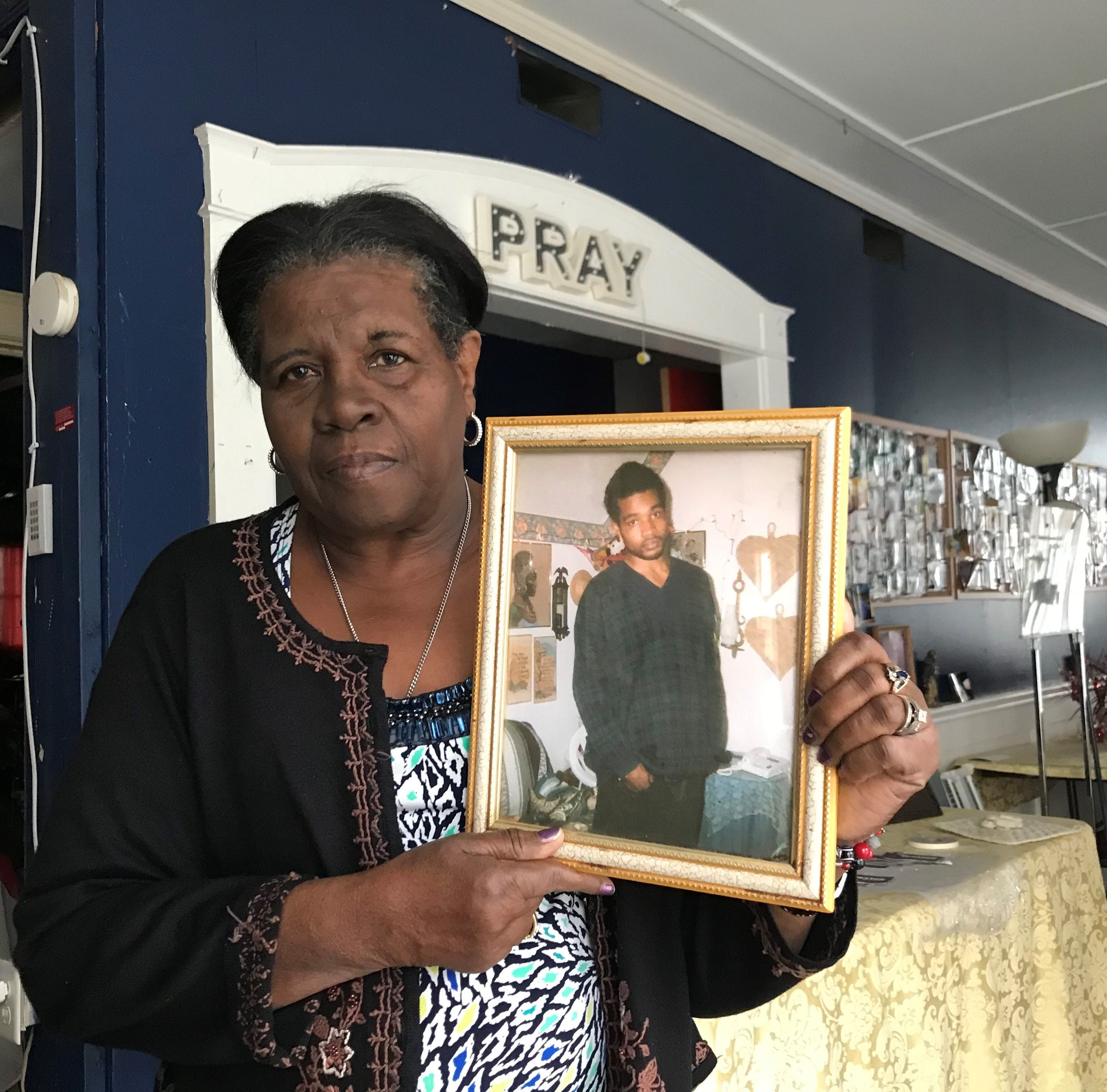 Mother files missing person report nearly 18 years after son left Lafayette