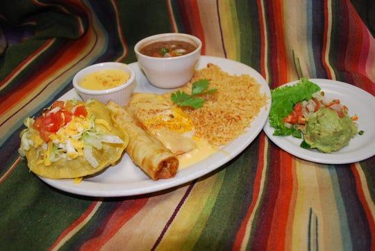 Papacita's is located in Longview, Texas.